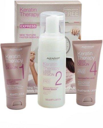 ALFAPARF- Keratin Therapy Zestaw  MNIEJSZY