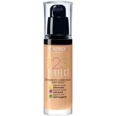 BOURJOIS Podkład 123 Perfect 56 Rose Beige 30ml