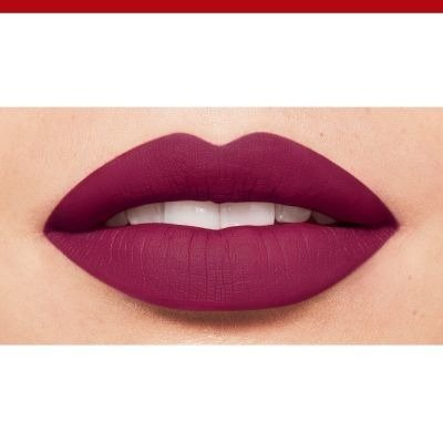 BOURJOIS Rouge Edit Velvet Matowa Pomadka W Płynie 14 Plum Plum Girl 6,7 ml