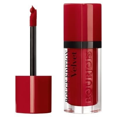 BOURJOIS Rouge Edit Velvet Matowa Pomadka W Płynie 15 Red-volution 6,7 ml