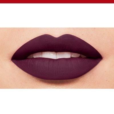 BOURJOIS Rouge Edit Velvet Matowa Pomadka W Płynie 25 Berry Chic 6,7 ml