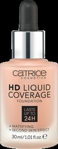CATRICE Hd Liquid Coverage Podkład 040 Warm Beige 30ml