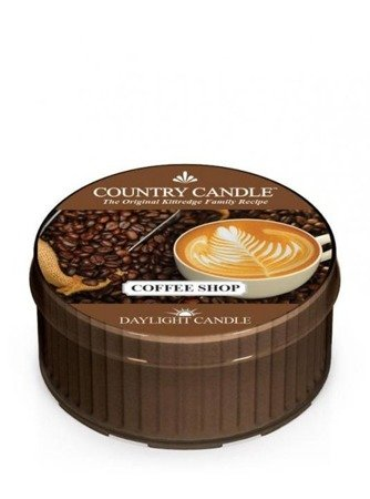 COUNTRY CANDLE Daylight Coffee Shop