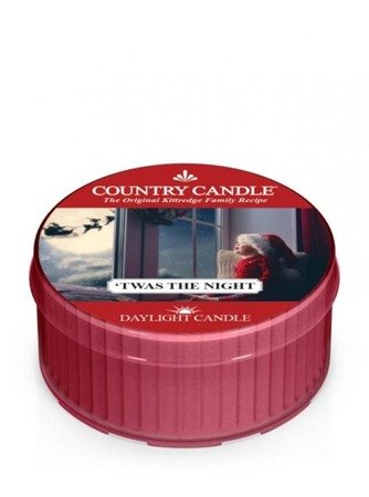 COUNTRY CANDLE Daylights 'twas The Night