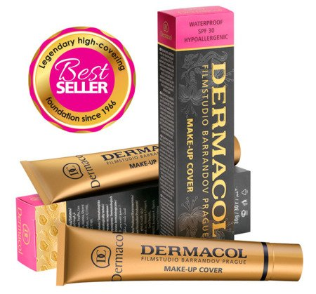 DERMACOL Makeup Cover Silnie Kryjący Podkład 207 30g
