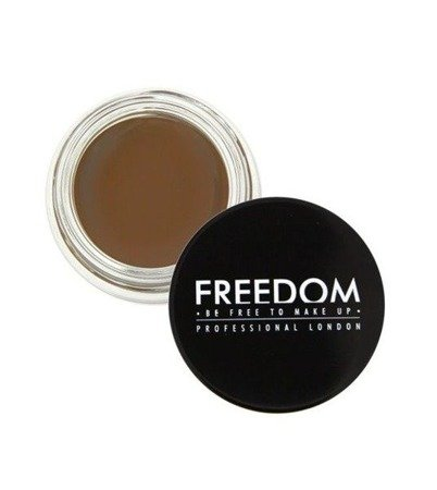 FREEDOM Eyebrow Pomade Caramel Brown