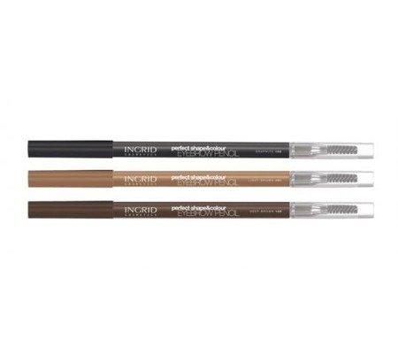 INGRID Eyebrow Pencil Kredka do Brwi  102 Graphite