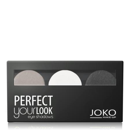 JOKO Cienie trio PERFECT your LOOK 302 Satin