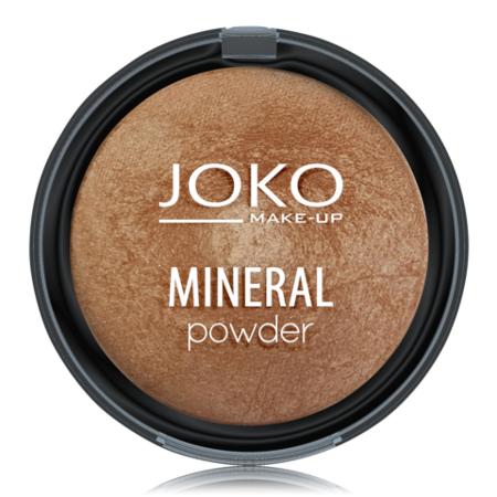 JOKO Puder Spiekany Mineralny 06 Dark Bronze
