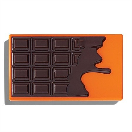 MAKEUP REVOLUTION Choc Orange Mini Paletka Cieni Do Powiek
