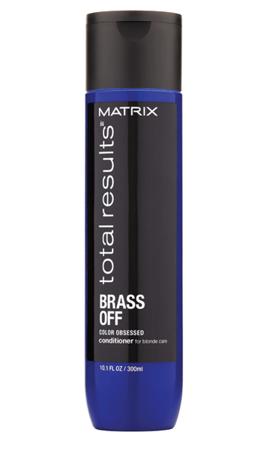 MATRIX TOTAL RESULTS Color Obsessed BRASS OFF Odżywka Nawilżająca 300ml