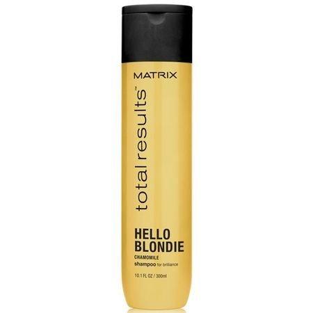 MATRIX TOTAL RESULTS Hello Blondie Szampon do Włosów Blond 300ml