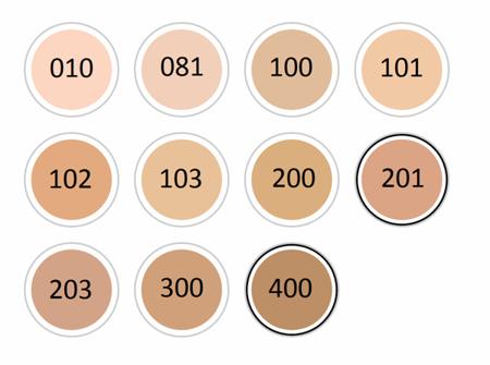 RIMMEL Match Perfect Podkład 100 Ivory  30ml